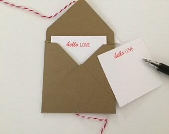 2x2 envelopes etsy. Black Bedroom Furniture Sets. Home Design Ideas