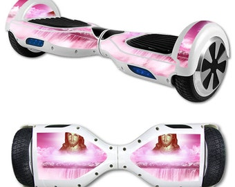 Skin Decal Wrap for Self Balancing Scooter Hoverboard unicycle Jesus