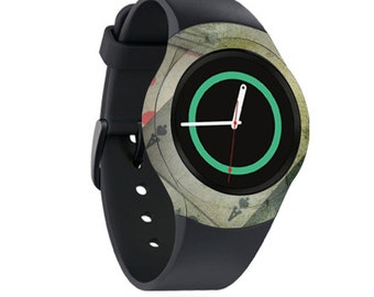 Skin Decal Wrap for Samsung Gear S2, S2 3G, Live, Neo S Smart Watch, Galaxy Gear Fit cover sticker Aces