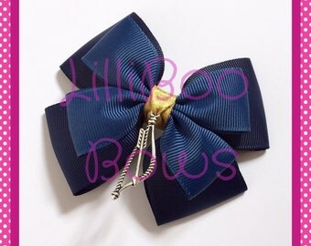 Handmade Merida Brave Inspired Hair Bow