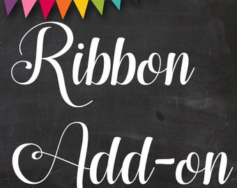 7 Feet of Ribbon (black)