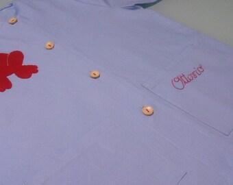 kindergarden school apron