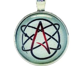 Atheist Science Logo (1) Pendant