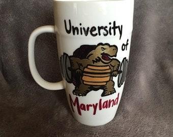 Personalized Tall Coffee Mug