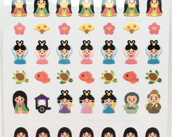 Japanese Fairytales #1 - Japanese Stickers