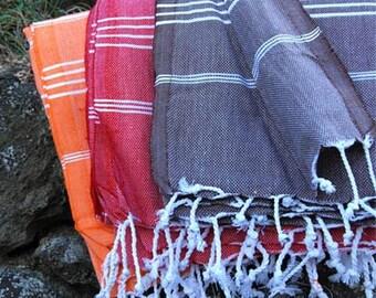 Hamam towel 100 % coton
