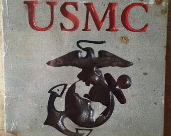 US Marine Garden Stone