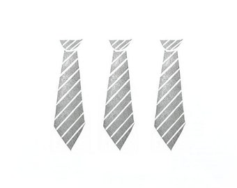 Tie Rubber Stamp   023127