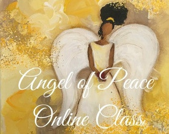 Angel of Peace Online Class