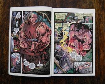 Marvel Comics X-Men X-Calibre The Age of the Apocalypse Deluxe Gold
