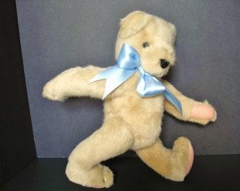 Fuzzy VanderBear Plush Stuffed TeddyBear Collectible