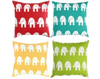 decorative pillow coversred throw toss