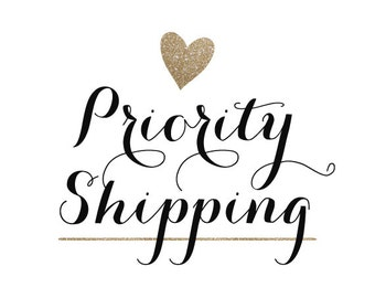 Priority Shipping