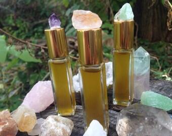 E Q U I N O X /// Artisan botanical perfume