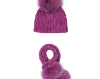 Sonja Hat And Scarf Set