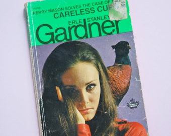 1960s Perry Mason Careless Cupid By Erle Stanley Gardner