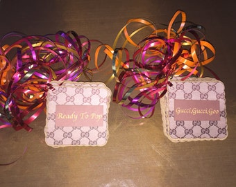 Gucci Gift Tag