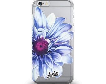 iPhone  Case Purple Daisy