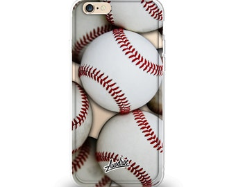 iPhone Case Baseballs