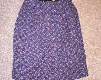 90s Mystic High Rise Skirt
