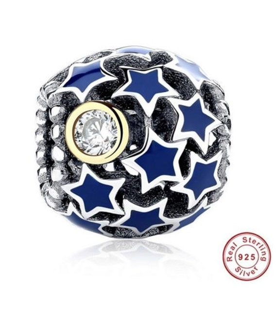 925 Sterling Silver Pandora Style Charms