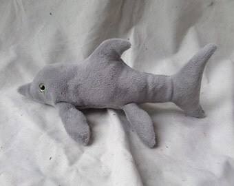 Mini Ichthyosaur / Ichthyosaurus / Sea monster / Dinosaur plushie