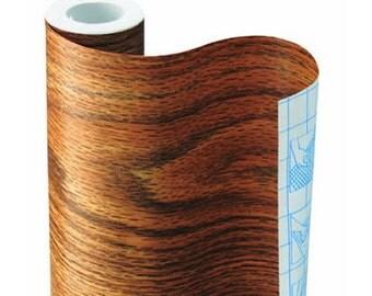 Honey Oak Wood Contact Paper
