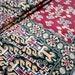 2 Yards Borneo Ethnic Batik Fabric Malaysian Native Textile Lightweight Cotton Sarong #5