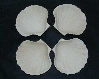 """MUSSEL shell """"Saint Jacques"""". vintage"""