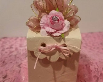Party favors,pink party favors,baby shower party favors,quinceanera party favors,sweet 16 party favors,recuerdos de Quinceañera,recuerdos