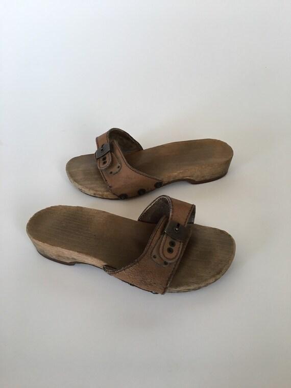 dr scholls sandals size 7 eBay