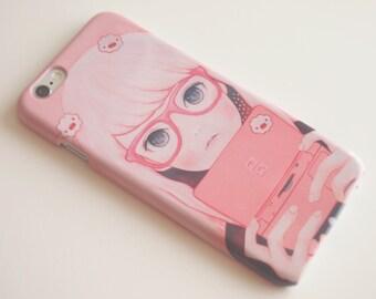 Gamegirl Girl iPhone6/6S case