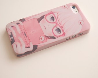 Gamegirl Girl iPhone5/5S case