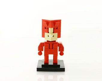 Marvel Daredevil LEGO® Figure (Unofficial)