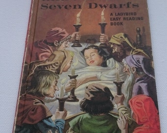 Snow White and the Seven Dwarfs 606D