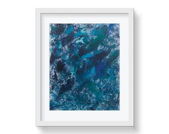 Feeling of Life 0020 – print original painting