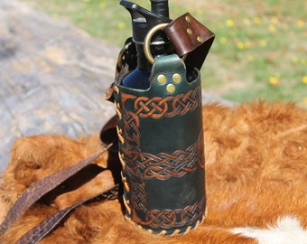 Leather Canteen Holder
