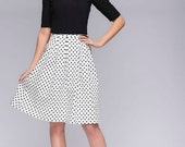 Retro Polka Dot Dress New.MIDI Dress Set Jacket.Elegant Set Sleeveless Dress.