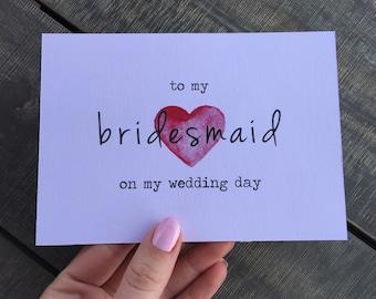 Bridal Wedding Cards