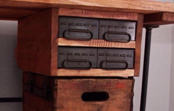 special request steel storage drawer add on desk drawer drawer. Black Bedroom Furniture Sets. Home Design Ideas