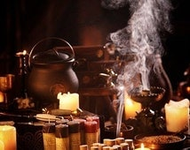 Kit do it at home Quick money drawing spell. Psychic white witch wiccan pagan magic. Money luck, prosperity. Abundance