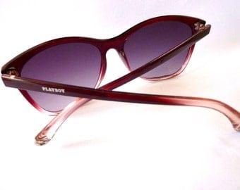 Playboy Sunglasses Wayfarer Eyewear Boho Accessories women Sunglasses