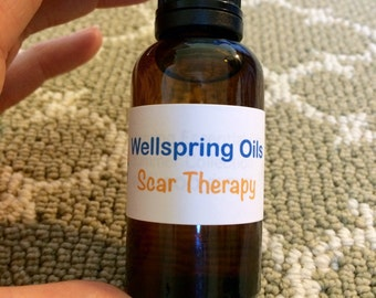 Scar Therapy Essential Oil Blend - 30ml