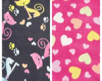 Fleece Cat Blanket(C27)