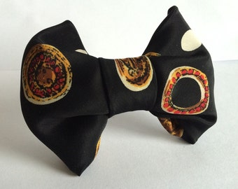 Donald- Reclaimed 100% silk Bow Tie for ages 1-adult.