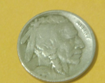 1919-S Buffalo Nickel