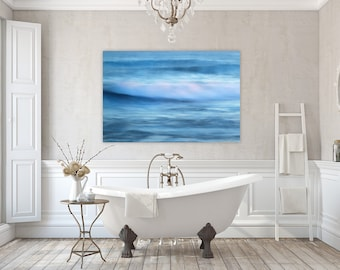 Cool Waves ~ Watch Hill ~ Westerly, Rhode Island, Canvas, Wall Art, Home Decor, Seascape, Nautical Photos, Waves, Fine Art Photography, Gift