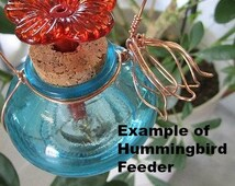 Red Glass Hummingbird Feeder Red Glass Hummingbird Feeder Red Bottle Hummingbird Feeders Copper Decorative Hummingbird Feeder
