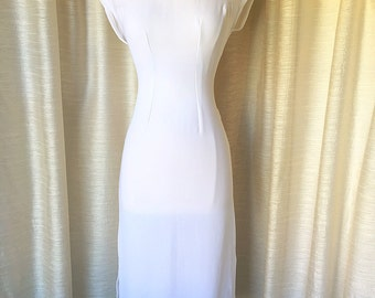 Vintage Handmade Maternity Dress, 1970's Maternity Dress