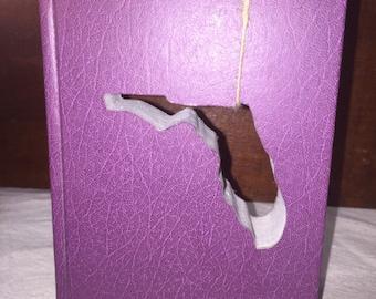 State Book Cutout ~ Florida!!